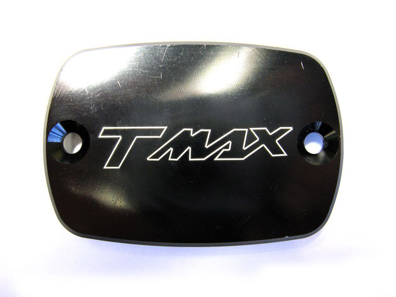 CACHE MAITRE CYLINDRE T-MAX ALU:BLACK01-