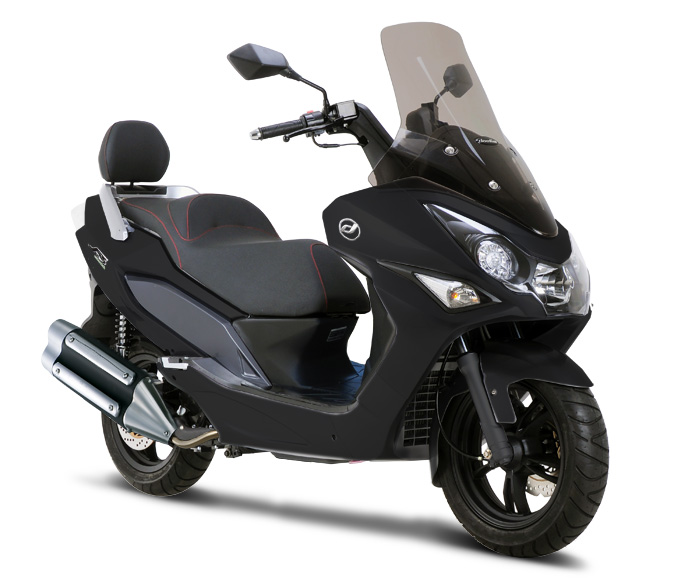 "Pièces Scooter DAELIM S3 TOURING 125cc EURO4 ""ABS"""
