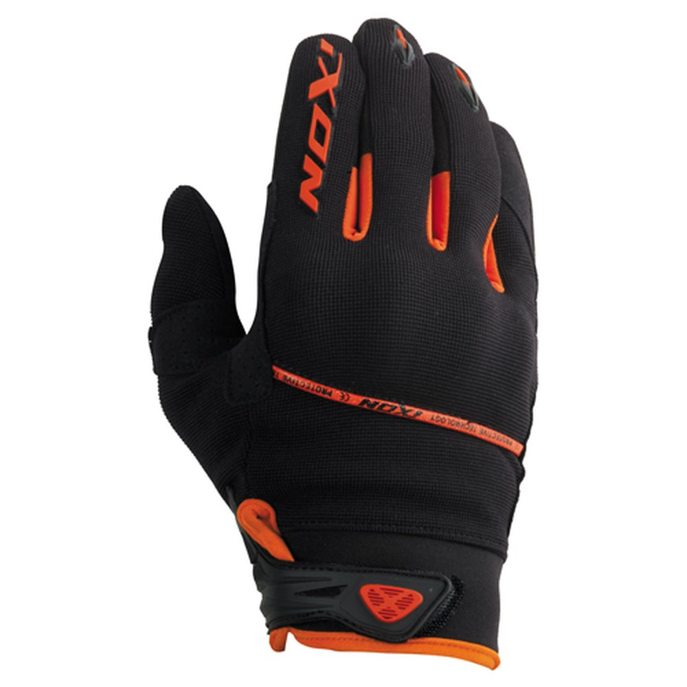 GANTS IXON RS LIFT HP NOIR/ORANGE
