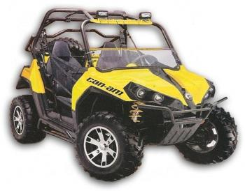 Accessoires Adaptable SSV-CAN-AM