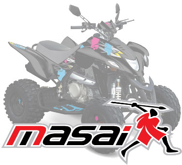 Pieces Origine QUAD-MASAI 300 a 460cc