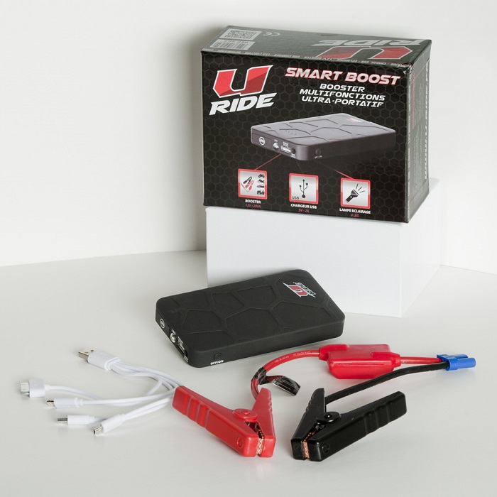 SMART BOOST - MINI BOOSTER URIDE 12V12000mAh