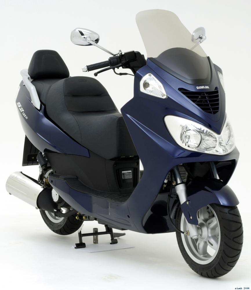 Pièces Scooter DAELIM S2 Injection 125cc