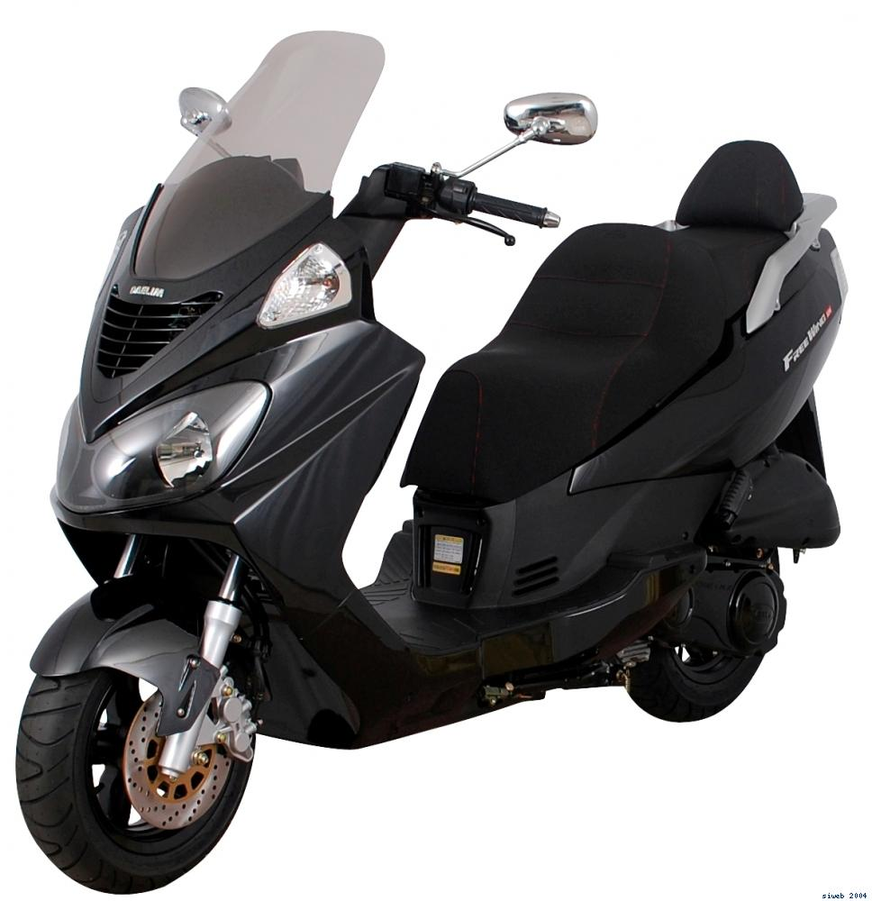 Pièces Scooter DAELIM S2 Injection 125cc 2009