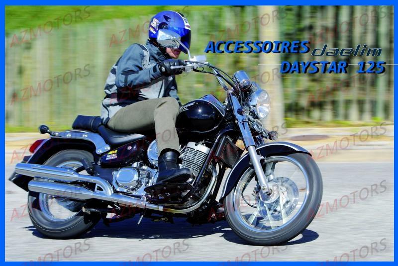 Accessoire moto daelim daystar 125