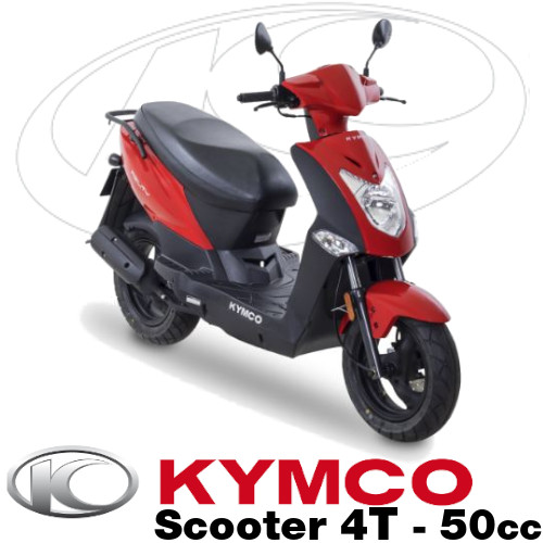 Pieces Kymco Origine SCOOTERS 50cc - 4Temps