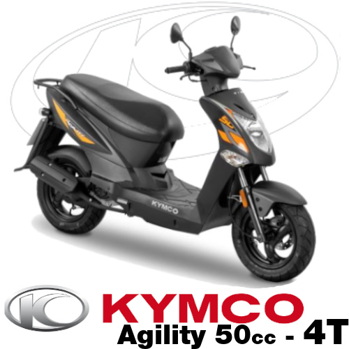 Pieces Kymco Origine AGILITY 50cc (4T)