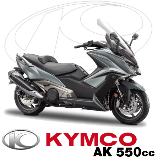 Pieces Kymco Origine AK 550cc