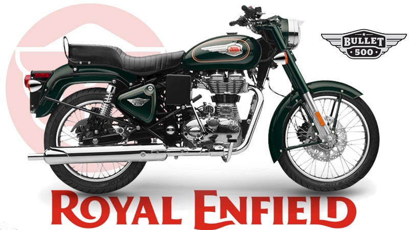 Pieces BULLET 500 Standard Royal Enfield