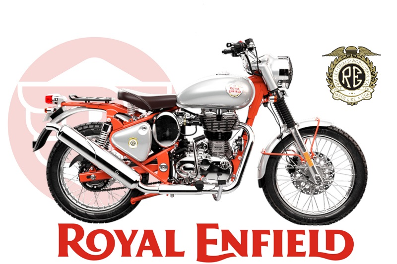 Pieces BULLET 500 TRIAL Royal Enfield