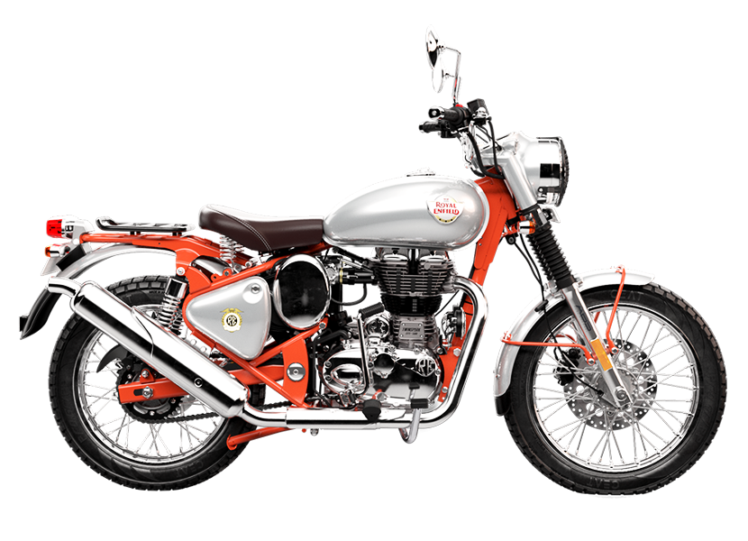 Pieces ROYAL ENFIELD BULLET TRIAL 500 RED (2019-2020)