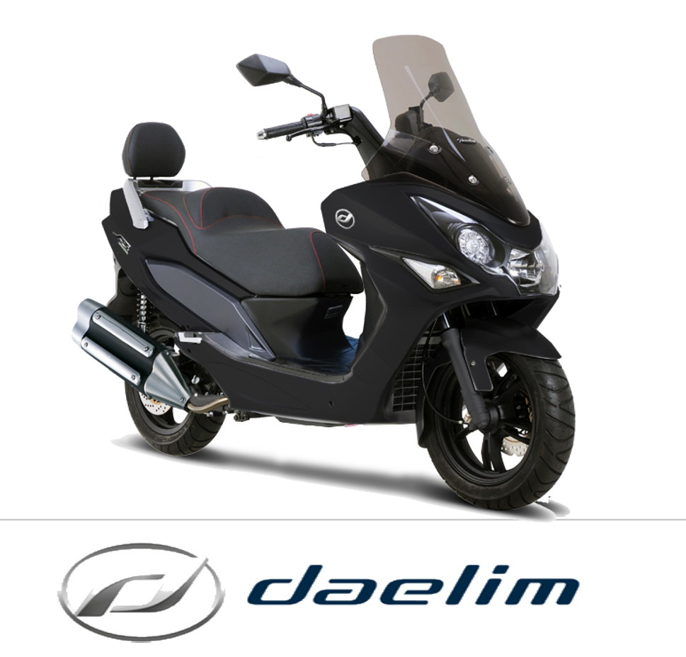 Pieces Origine Daelim S3 Touring