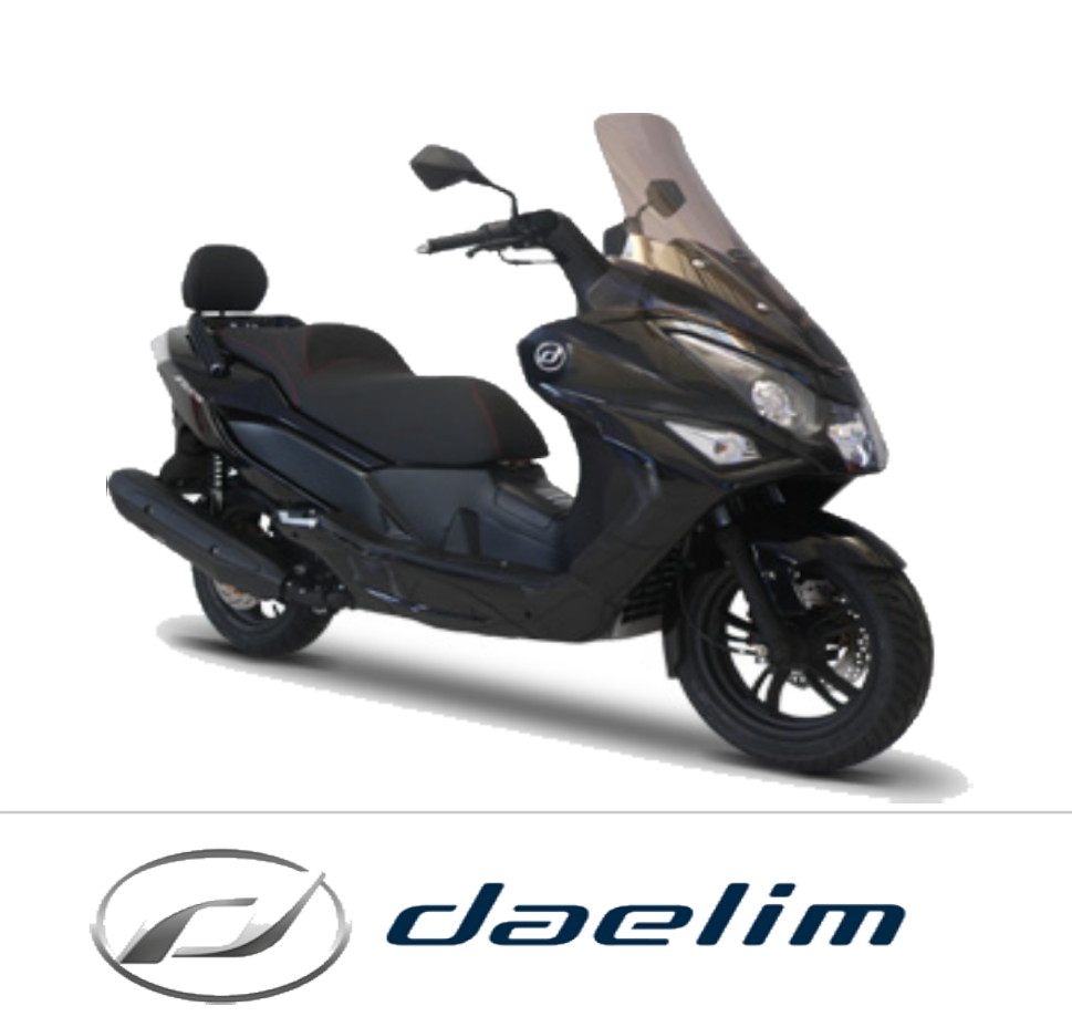 Pieces Origine Daelim Scooter 250/300cc