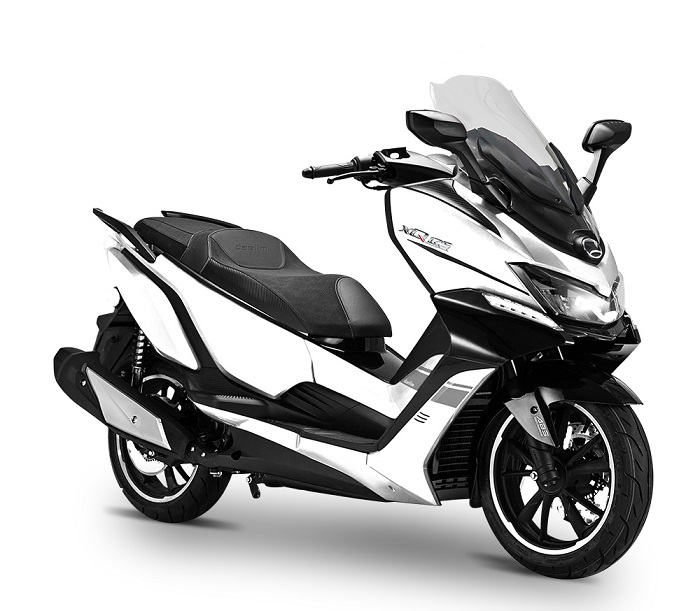 Pieces Scooter DAELIM XQ1 125 D