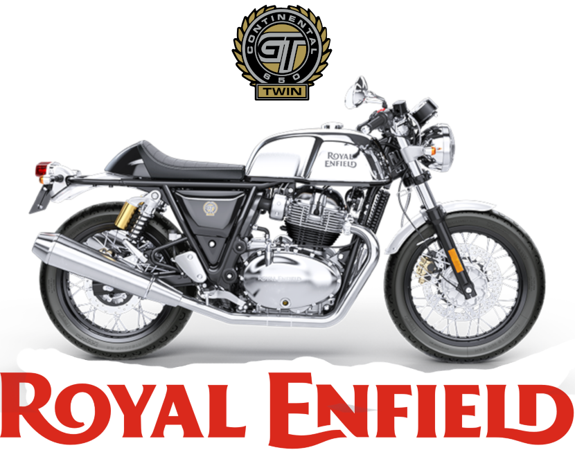 Pieces CONTINENTAL GT Royal Enfield