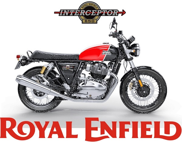 Pieces INTERCEPTOR 650 Twin Royal Enfield