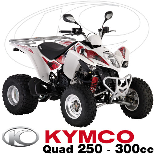 Pieces Kymco KXR 250 MAXXER 300