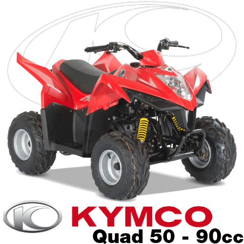 Pieces Kymco Quad Mxu/KXR 50 Maxxer 50/90