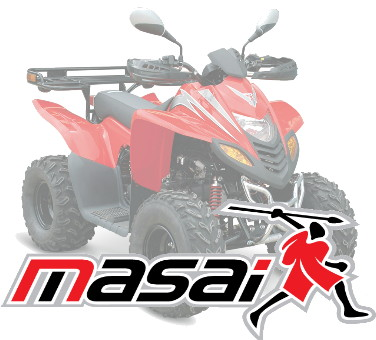 Pieces Origine QUAD-MASAI 50 a 150cc