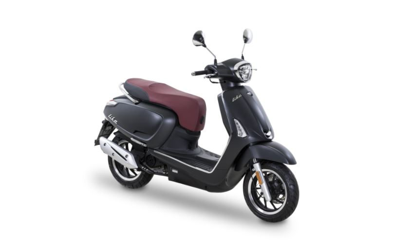 SCOOTER KYMCO NEW LIKE 50i E4 NOIR CELESTE