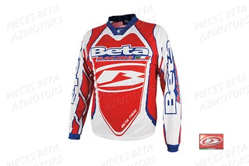 MAILLOT TRIAL COMPETITION BETA