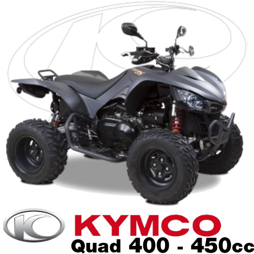 Pieces Kymco Quads MAXXER 400 et 450