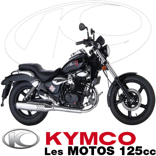 Pieces Kymco Motos 125 ZING HIPSTER