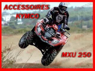 pièce kymco 300 mxu