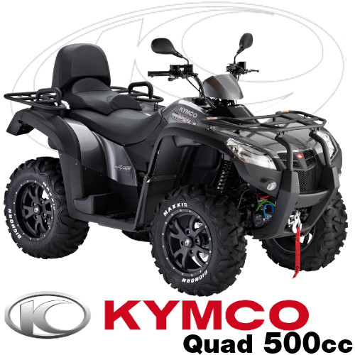 Pieces Kymco Quads MXU 500cc