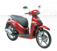 Pièces Scooter Kymco PEOPLE 125 4T EURO II