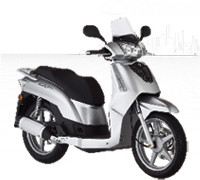 Pièces Scooter Kymco PEOPLE 125 S 4T EURO III