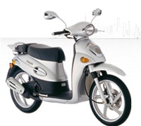 Pieces PEOPLE 50cc 2T