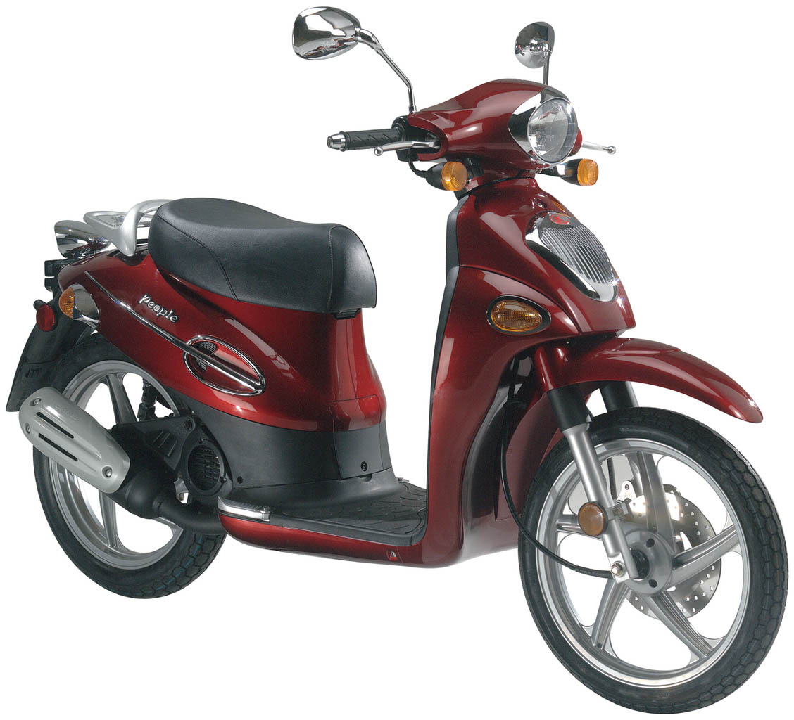 Accessoires Scooter Kymco PEOPLE 50 - 125/YUP 50