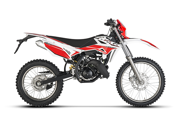 CYCLO Beta RR 50CC ENDURO MY18 BLANC