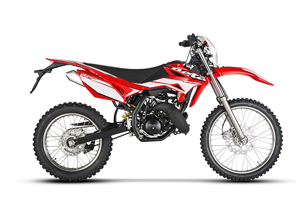 CYCLO Beta RR 50CC ENDURO MY18 ROUGE