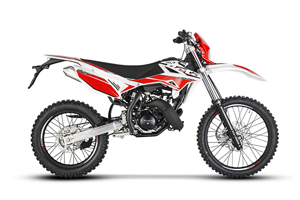 CYCLO Beta RR 50CC ENDURO SPORT MY18 BLANC