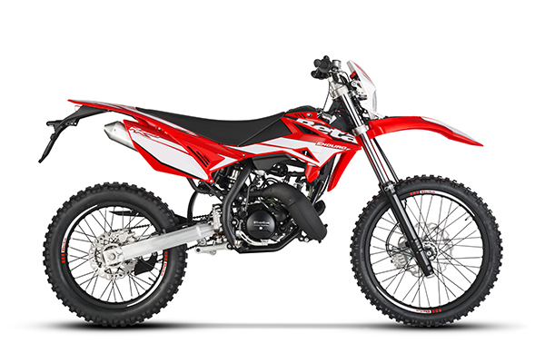 CYCLO Beta RR 50CC ENDURO SPORT MY18 ROUGE