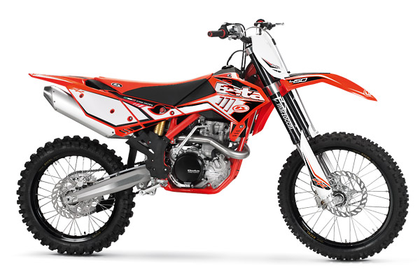 Pièces BETA RR CROSS COUNTRY 450cc 4T - [2012]