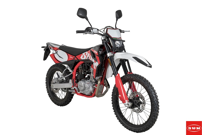 Pieces SWM Origine RS 125R ENDURO E4(2017)