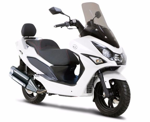 "Pièces Scooter DAELIM S3 TOURING 125cc EURO4 ""CBS"""