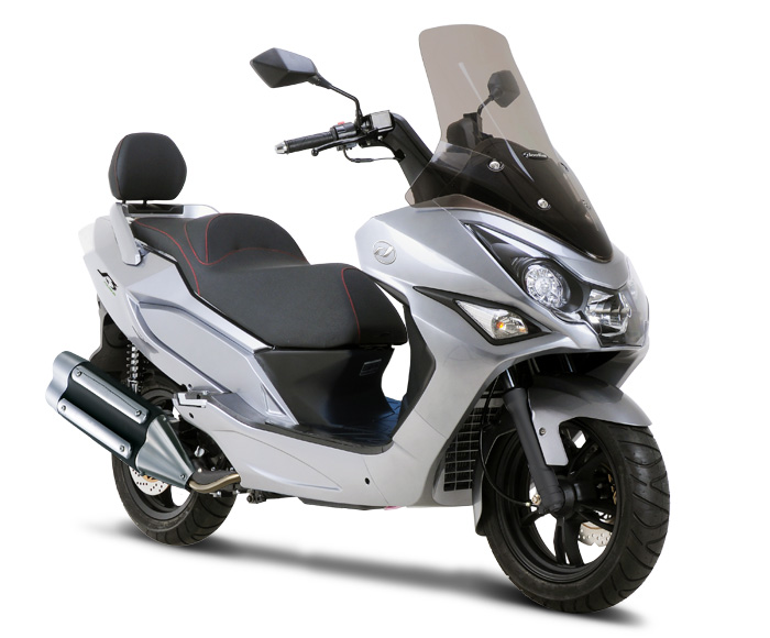 Pièces Scooter DAELIM S3 TOURING II 125cc
