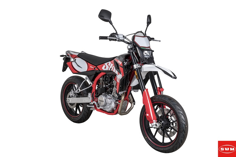 Pieces SWM Origine SM 125R SUPERMOTARD E4(2017)