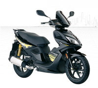 Pièces Scooter Kymco SUPER 8 125 4T EURO III