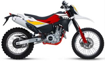 Pieces SWM ENDURO RS 650R