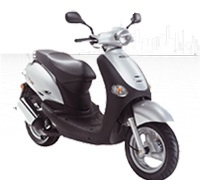 Pieces Scooter YUP 50cc 2T