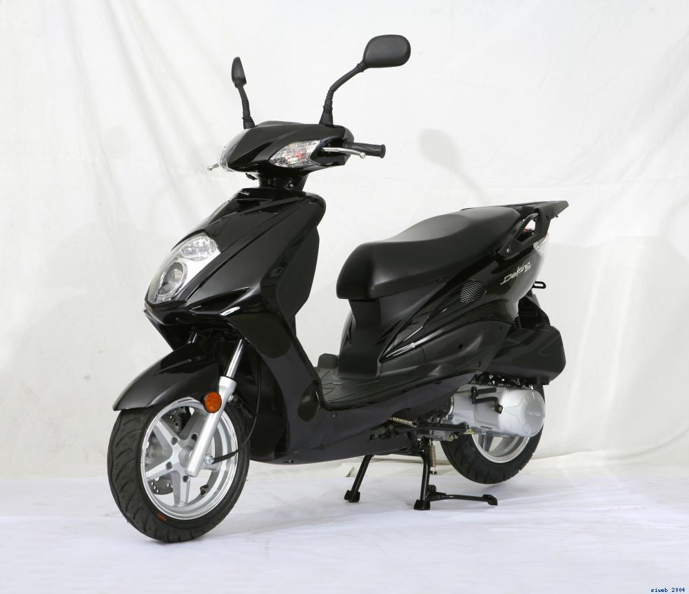 Pieces Scooter DAELIM Delfino 125cc