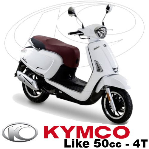 Pieces Kymco Origine LIKE 50cc (4T)