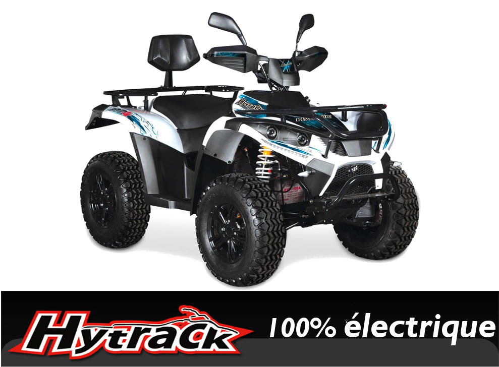 Pieces Hytrack Quad Electrique MP4 HY35eV JOBBER