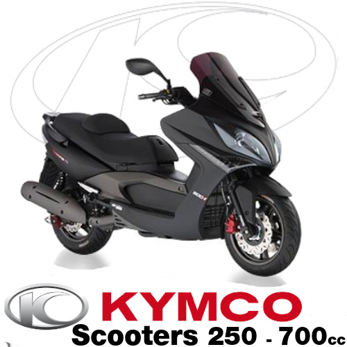 Pieces Kymco Origine SCOOTERS 250 - 700cc