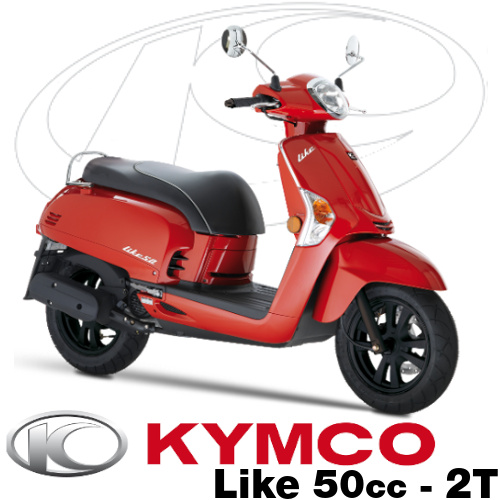 Pieces Kymco Origine LIKE 50cc (2T)